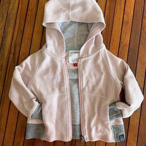 luvmother merino wool hoodie 2T